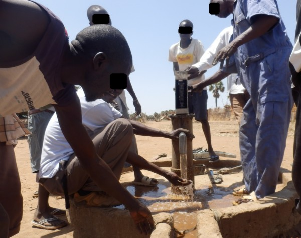 SWP repair boreholes