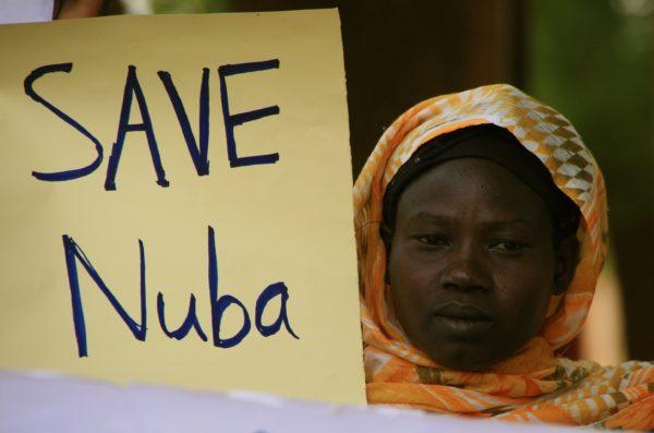 Save the Nuba -1
