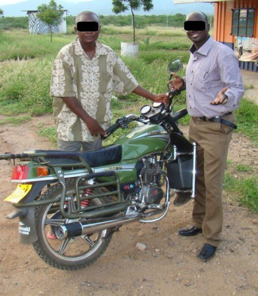 Motorbikes for pastors-1