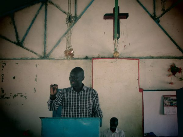 Preaching the Word of God
