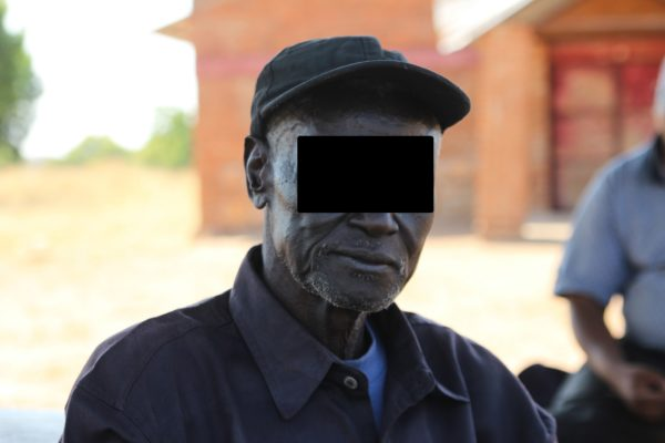 A Nuba pastor