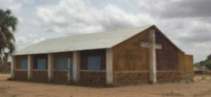 The Nuba Church has resisted Islamization since 1956.