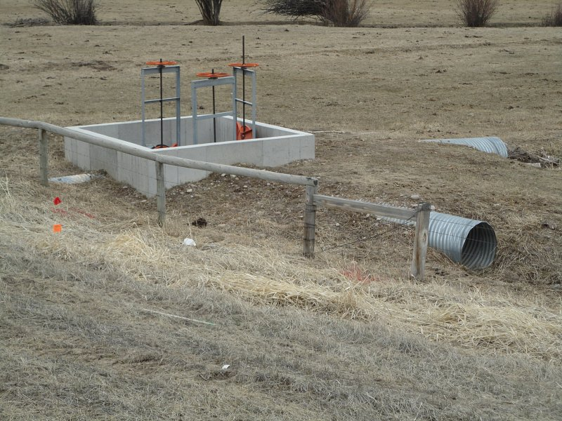Poodle Ranch/4 Lazy F Ranch Headgate