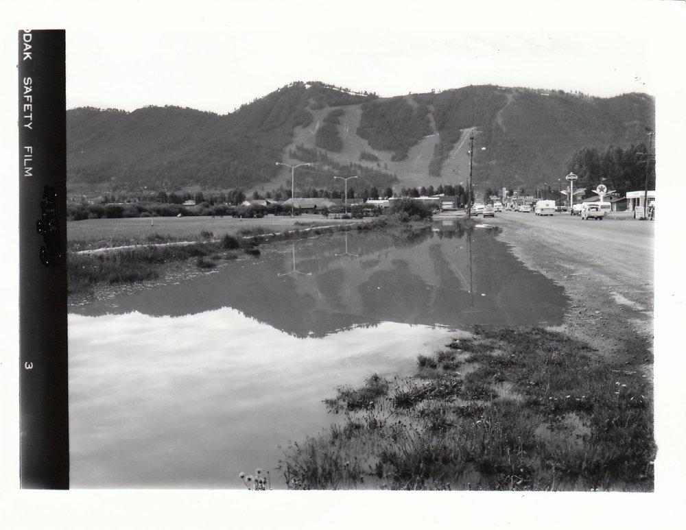 1974 Cache Creek Flood