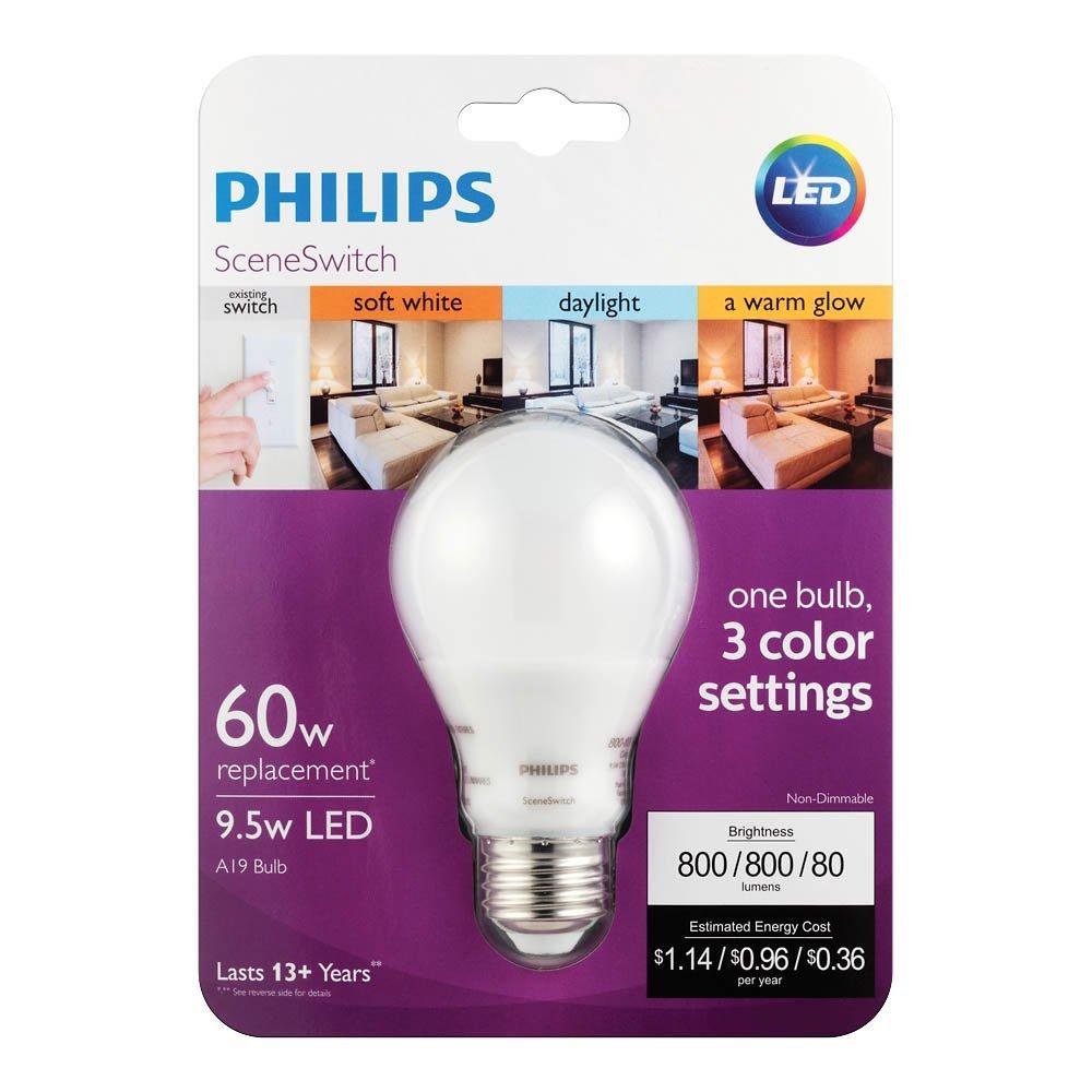 Philips SceneSwitch 60 watt replacement