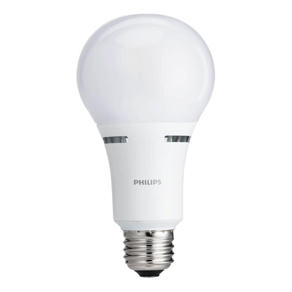 Philips A21 3-way bulb replacment
