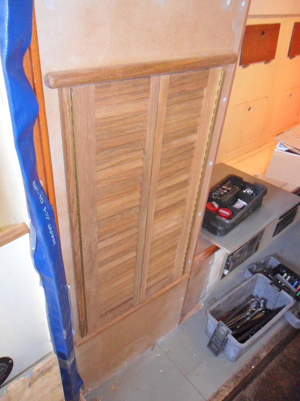 New Dutch Doors