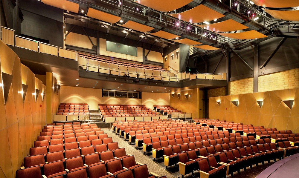 A New Home… - We have a brand-new home! With fantastic acoustics, outstanding sightlines, comfortable seats, and easy access, James Logan Center for the Performing Arts is going to let you hear the Fremont Symphony like you've never heard it before!