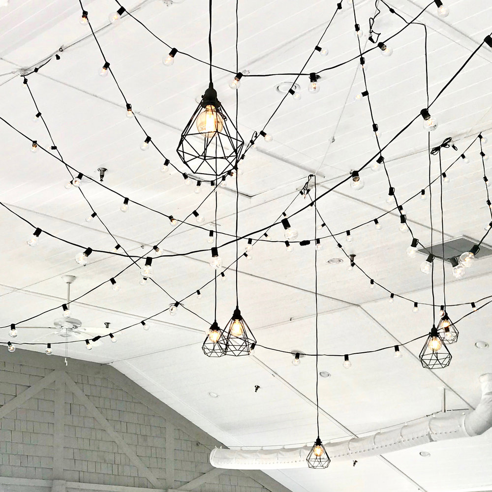 renee landry events lighting geometric cage wire form hanging wedding decor reception edison bulb boho rentals.jpg