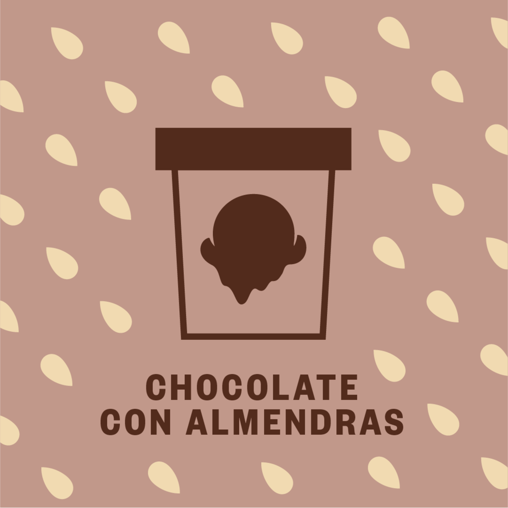 Chocolate Con Almendras