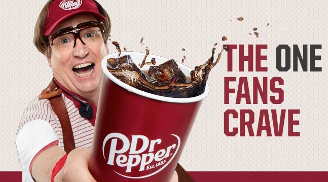 #LARRYNATION - More than a hashtag, #LarryNation was how we rallied our fans and spread the craving for Dr Pepper during college football season. Work included digital video, social content and a Snap lens.