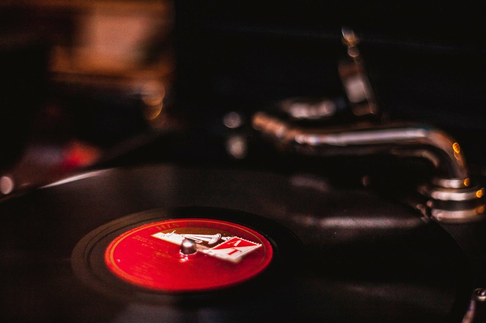 Cremation Ash Vinyl Record