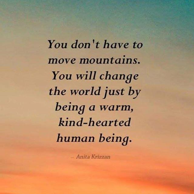 Be a kind human! #BeNice #CornerstoneEscrowInc #CornerstoneEscrowYO #KeepingUpWithCornerstone
