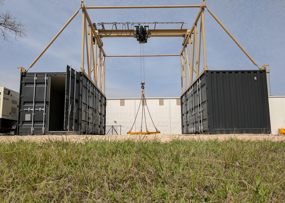 Mobile Lift System