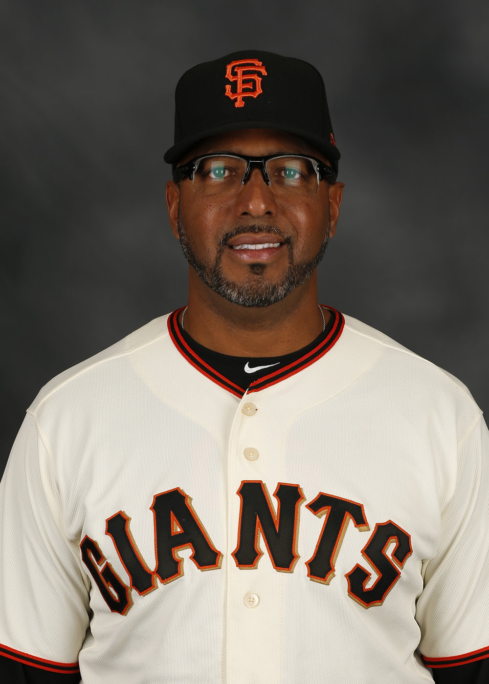 "Jose Alguacil   Jose Alguacil enters his second season as the first base coach for the San Francisco Giants.  Prior to this, he served as manager for the Triple-A Sacramento River Cats in 2016. The native of Venezuela, often referred to by his nickname of ""Agui,"" spent six seasons (1993-98) as an infielder in the San Francisco Giants farm system and returned to the organization in 2007 to work as a roving instructor."