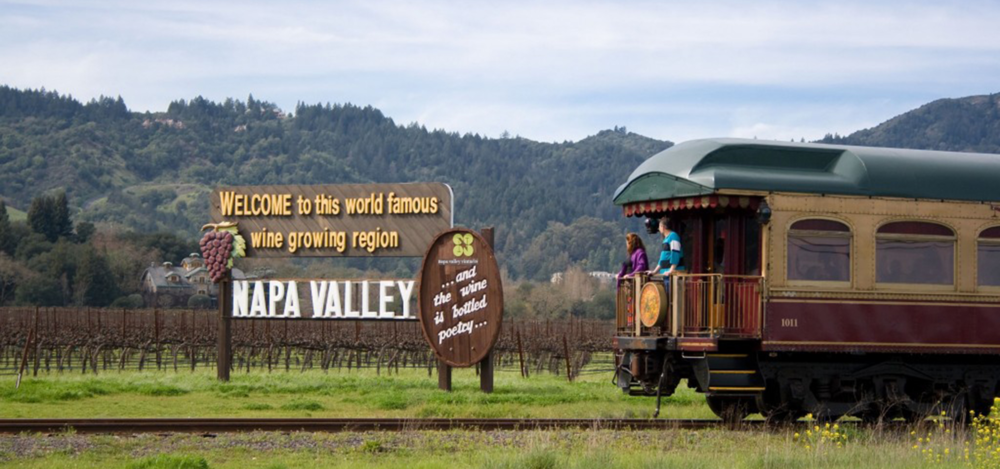 Napa Valley Wine Train