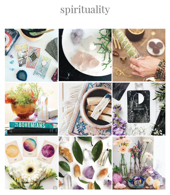 Visual Brand Voice Moodboard for Instagram