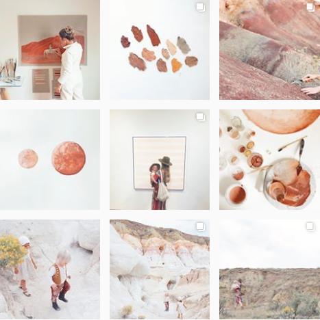 faded pastels - @stellamariabaer