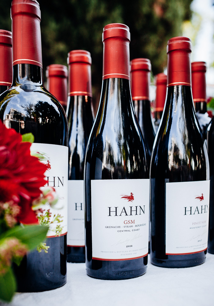 Evening spent sampling wine with Hahn Wines and Drinking with Chickens