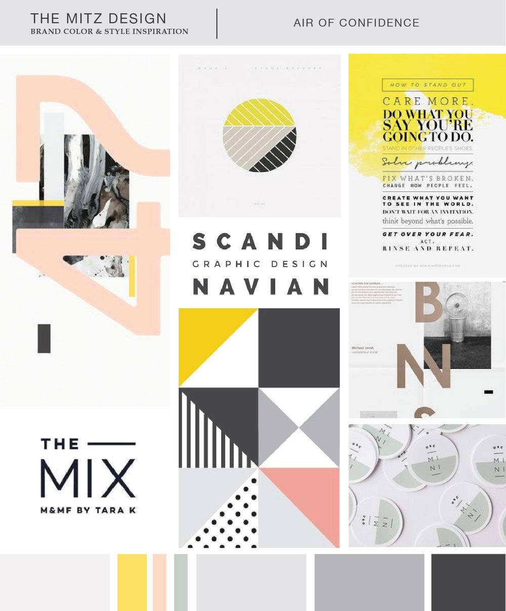 Brand Design Moodboard   Sarah Ehlinger   Brand Spanking You