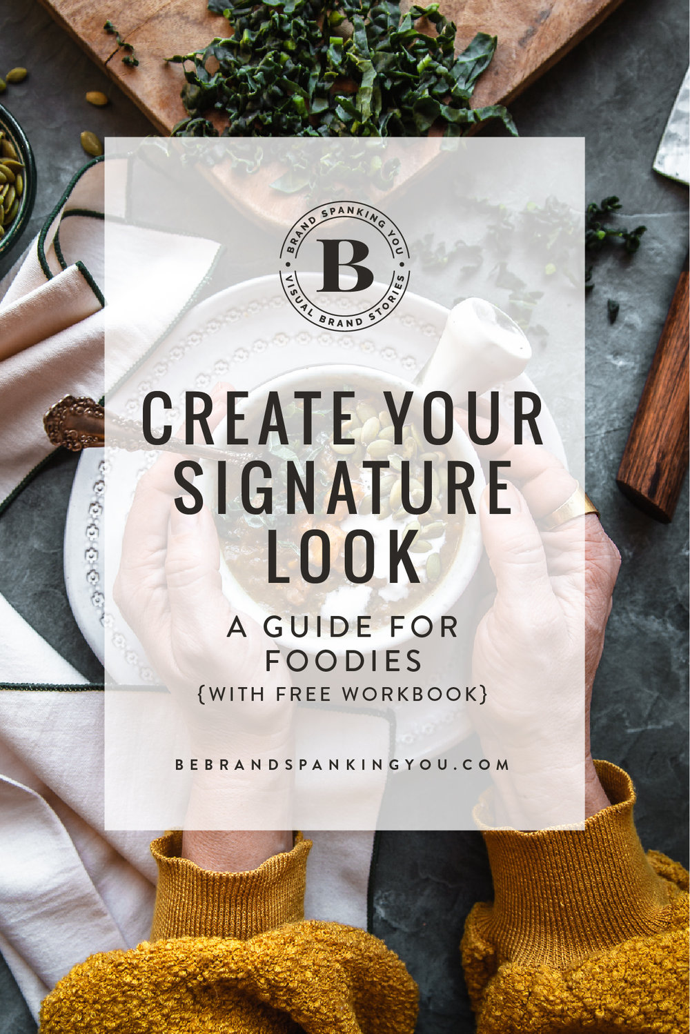 The easiest- and best way to brand your instagram feed is with color. But that can be tricky for food accounts. Learn a foolproof system for creating a signature, branded look for your images.