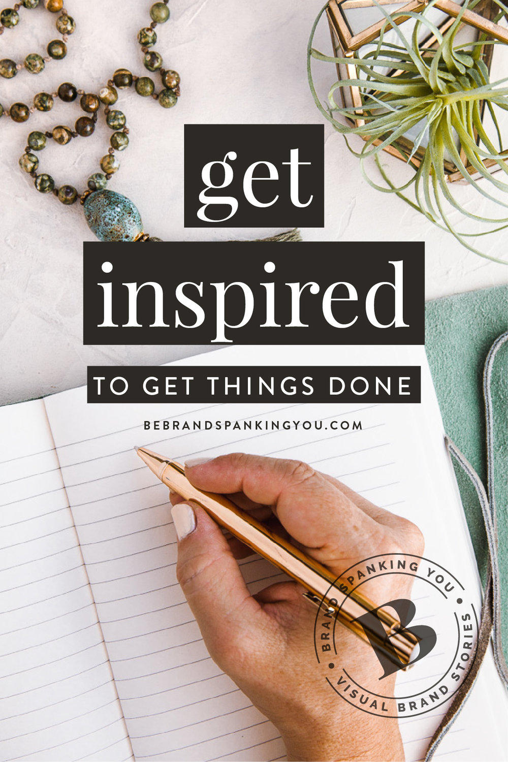 Ever feel like you just can't find the motivation to do the things you know you should be doing in your business? You're not alone. Find out how you can shift your mindset to one of Inspired Action and start getting more done (while having fun) than ever before!