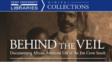 Creative Tension is made possible thru the support of the John Hope Franklin Research Center for African and African American History and Culture at Duke University and their Behind the Veil Oral History Project.