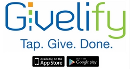 Contributions can be made thru  Givelify  by clicking the button below.