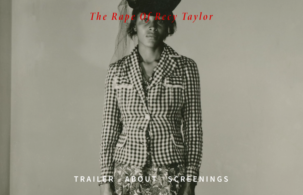 Documentary -  The Rape of Recy Taylor