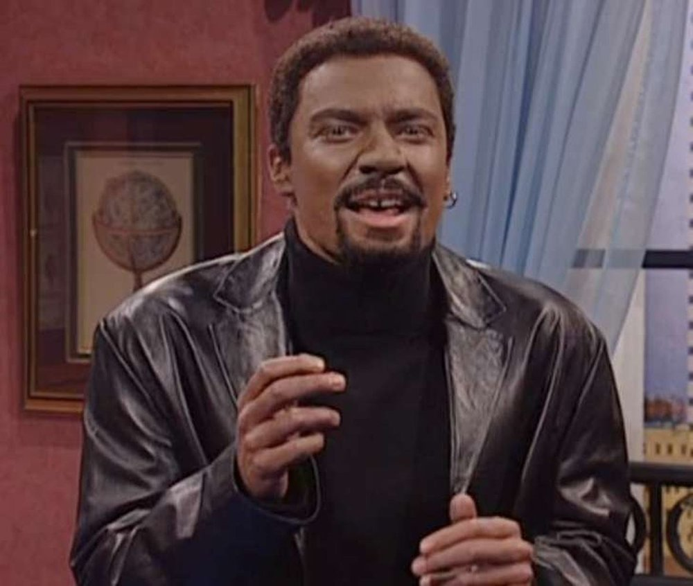 Jimmy Fallon as Chris Rock on SNL