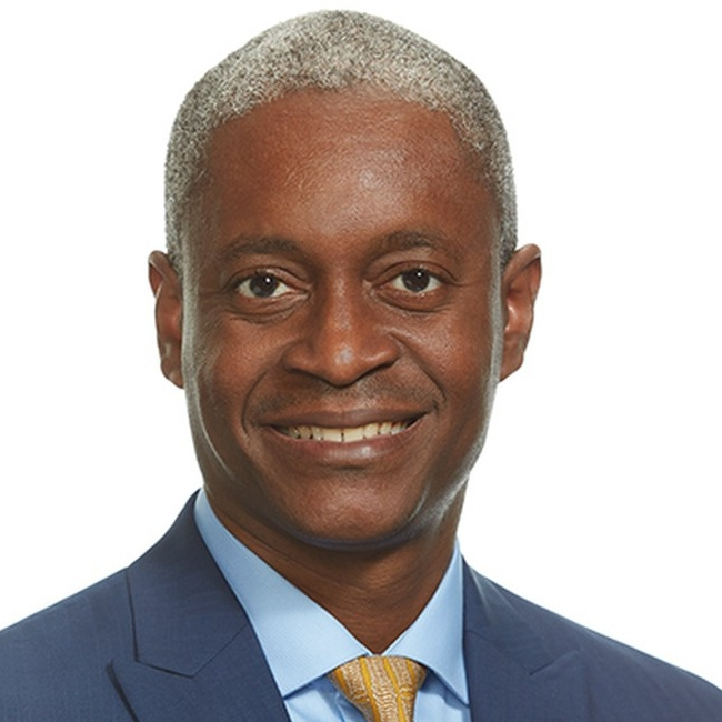 - Raphael Bostic, PhDPresident and CEOFederal Reserve Bank Atlanta
