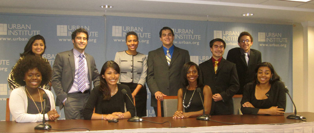 Class of 2010 - at Urban Institute.jpg