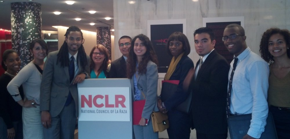 Class of 2011 - at National Council of La Raza.jpg