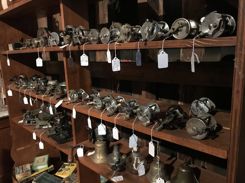 Fishing Reels, Rods, Lures, Etc.