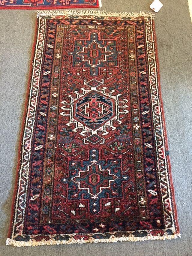 Persian Karaja, 28 x 49, $475
