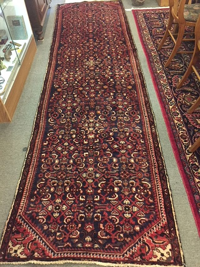 Persian Malayel Runner, 39 x 144, $520