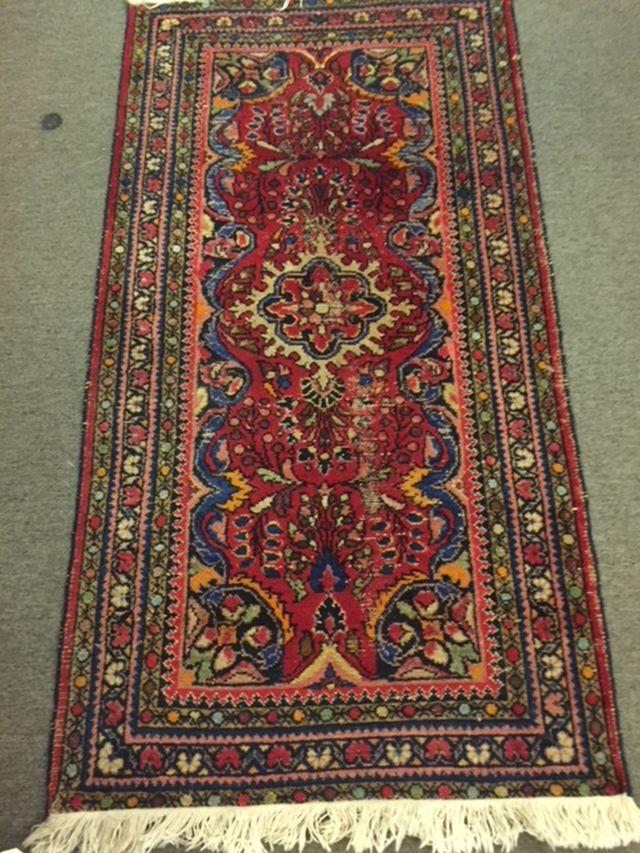 Persian, 26 x 49, $150
