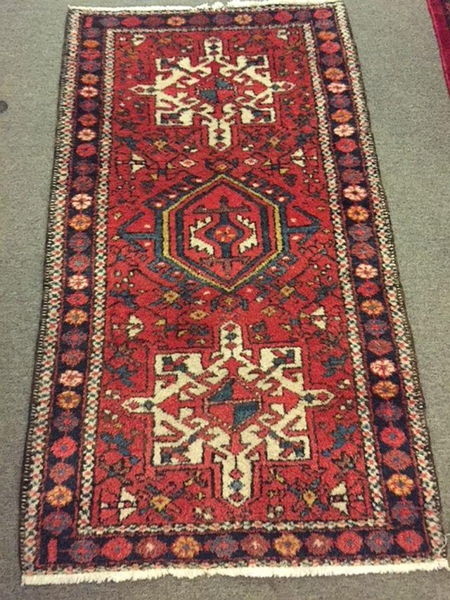 Persian Karaja, 28 x 49, $190