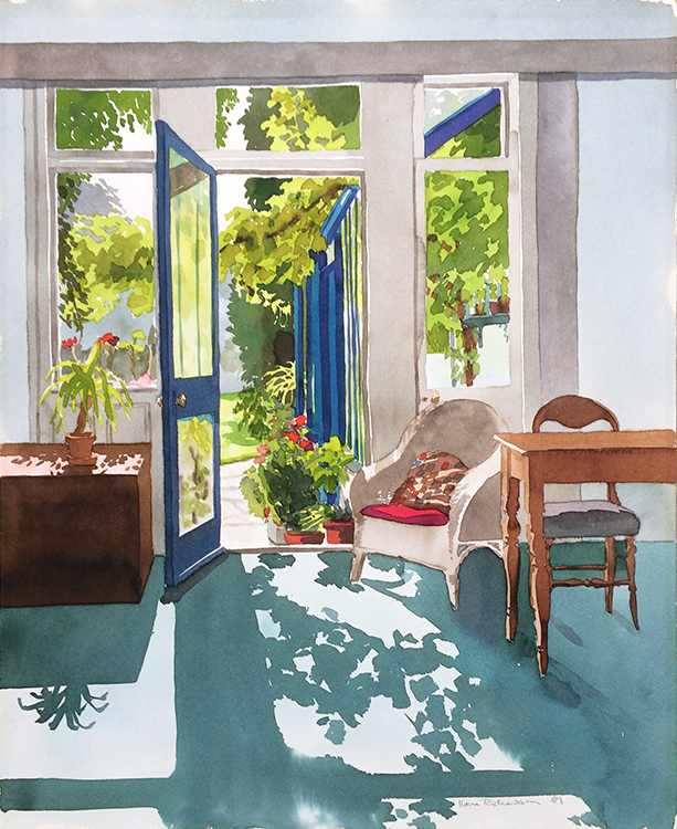 'Blue Room' London, watercolour 50x40cm £1600.jpg