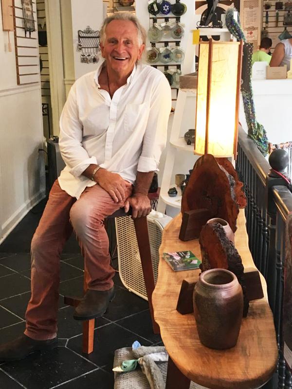 Gary Stiewing Woodcrafter