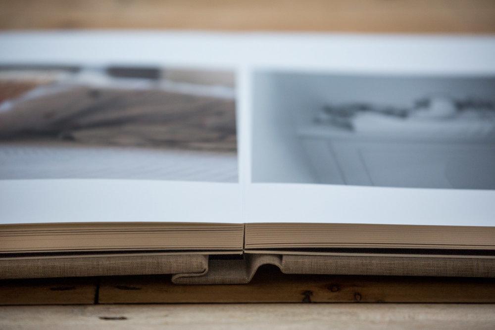 Folio Album Pages
