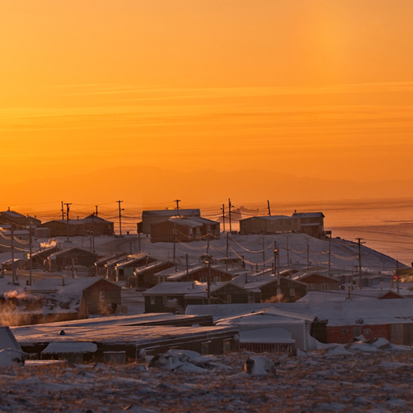 IceGrid: A Renewable Energy Microgrid for Nunavut -