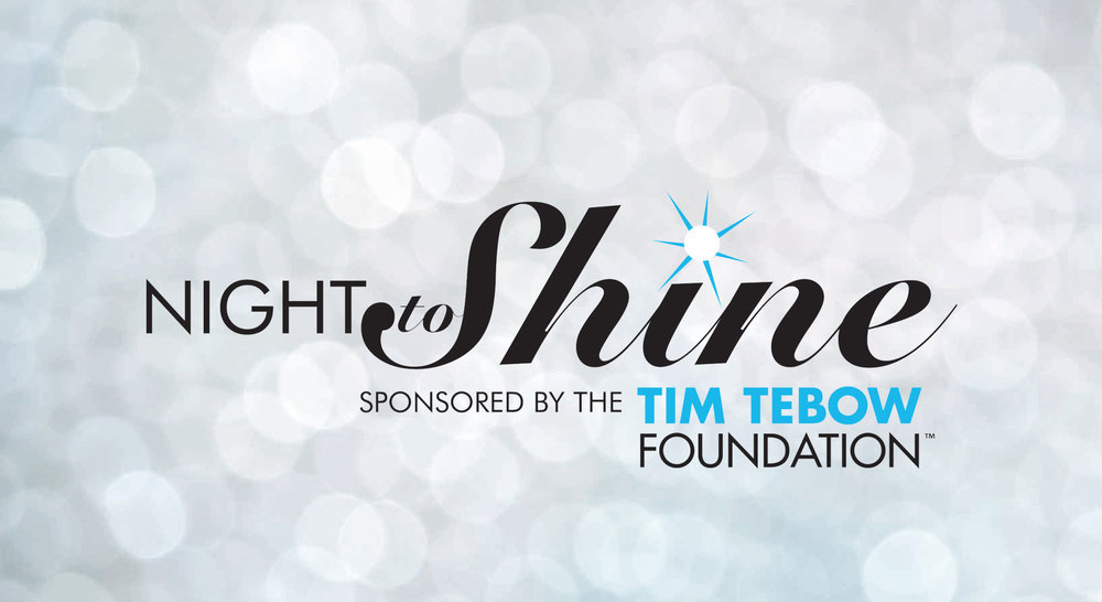 Night to Shine - We were so honored to be a part of Night to Shine. It was a magical evening!