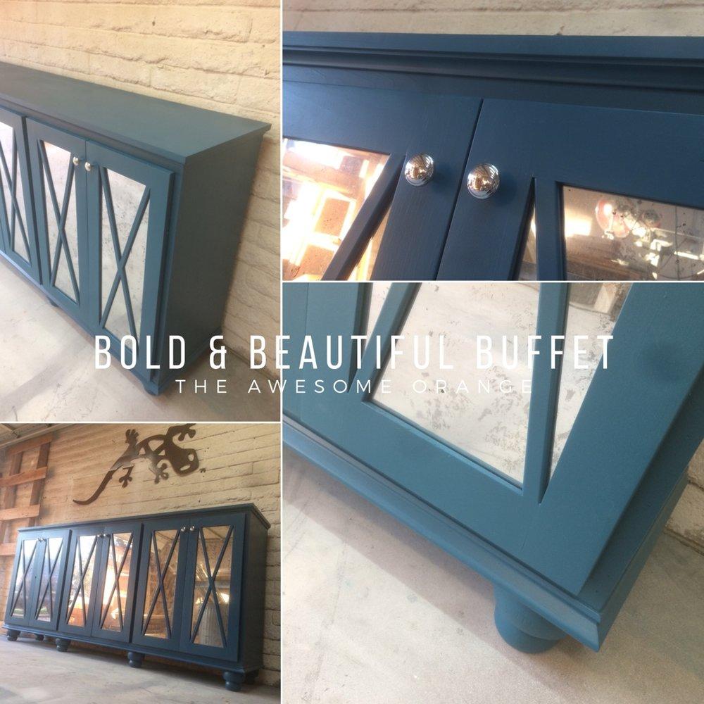 Bold & Beautiful Buffet