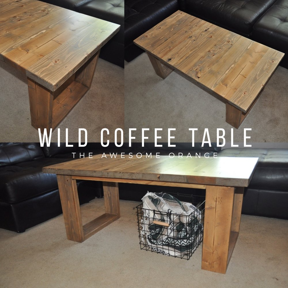 Wild Coffee Table