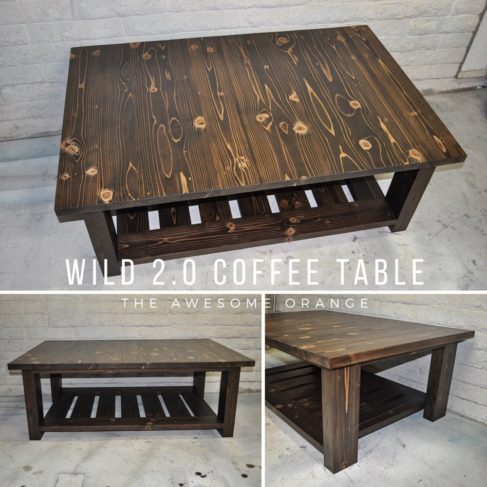 Wild 2.0 Coffee Table