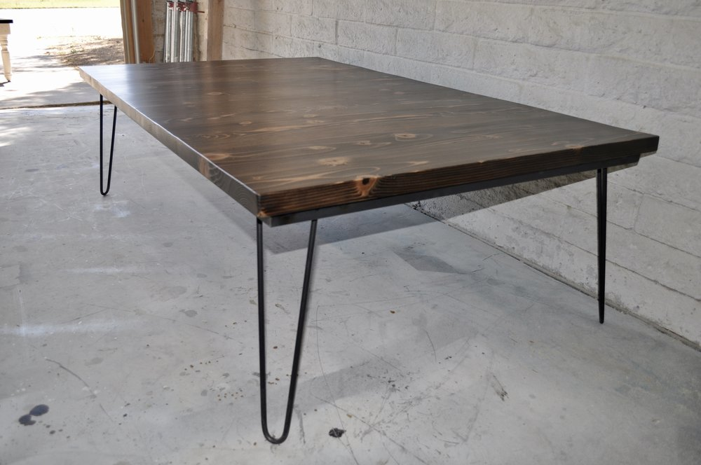 Wild MCM Coffee Table
