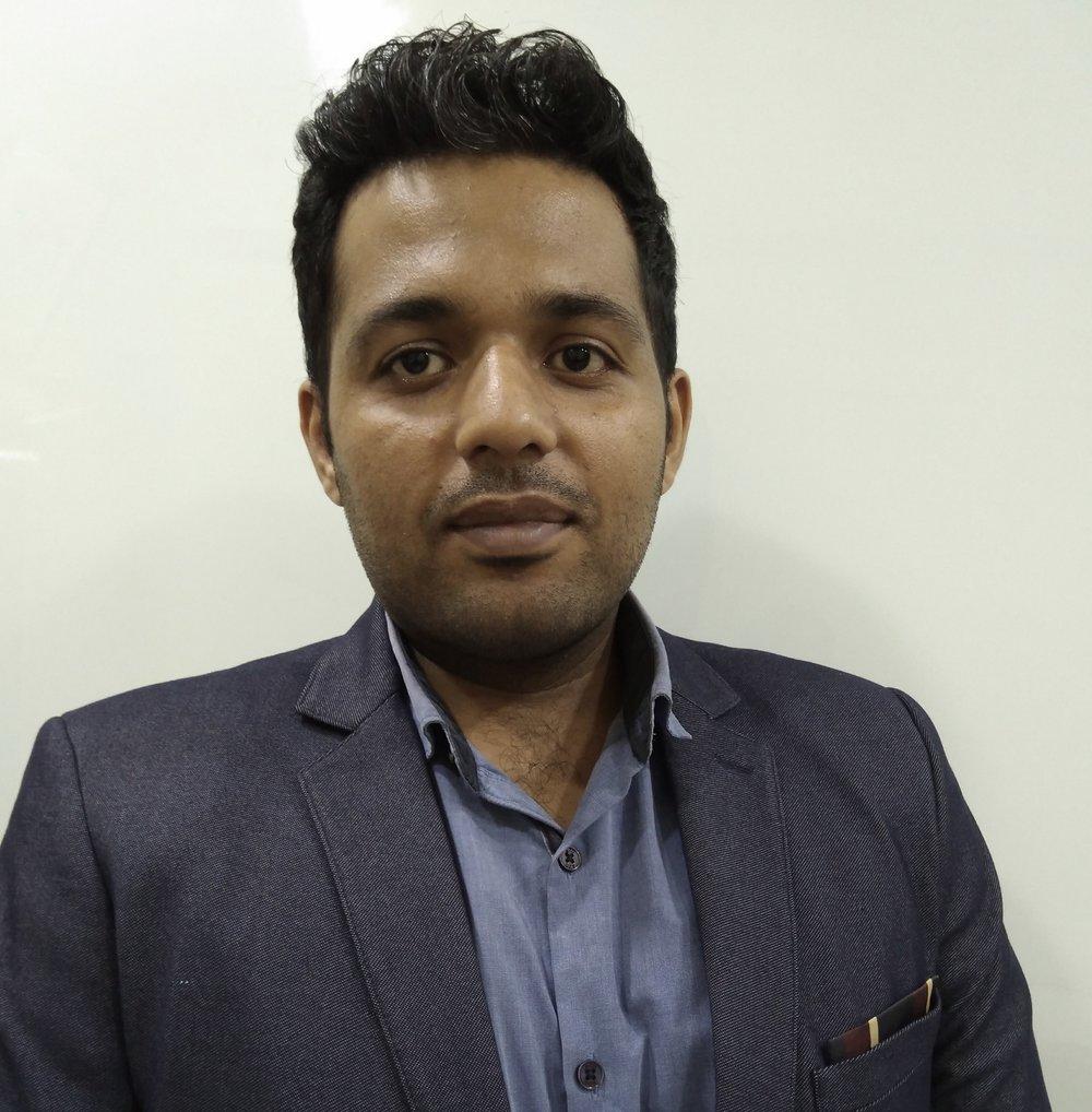 Sanachit Mehra - Blockchain Dev Lead