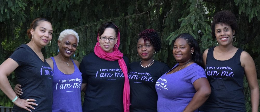 I am Worthy  I am Me Walker & Walker Enterprises Tees and Tanks with Lolita Walker.JPG