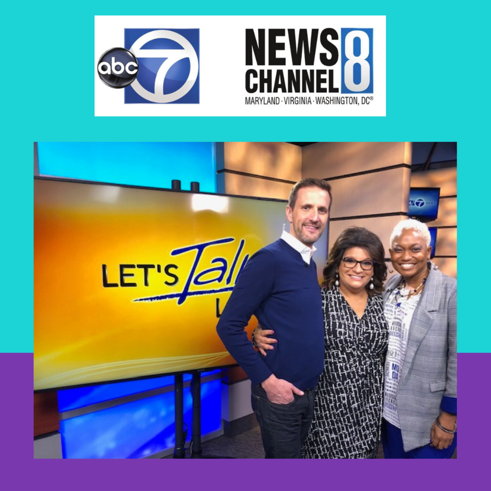 Lolita E. Walker of Walker & Walker Enterprises  Talks with Let's Talk Live - ABC News Channel 7 and 8
